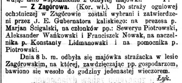 Gazeta Kaliska 1903 nr 175