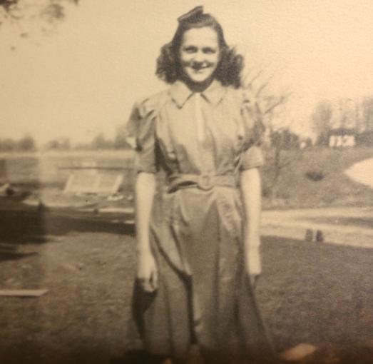 Marion w czasach gimnazjum